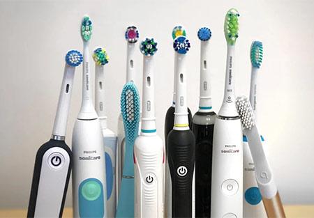 แปรงสีฟันไฟฟ้า