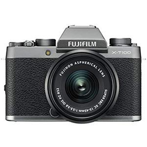 กล้อง mirrorless Fuji-Camera-X-T100-Kit