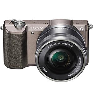 กล้อง mirrorless Sony-A5100-Kit-16-50-mm