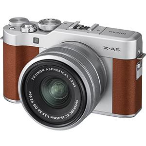 กล้อง mirrorless_FujiFlim-X-A5-Kit-15-45-mm