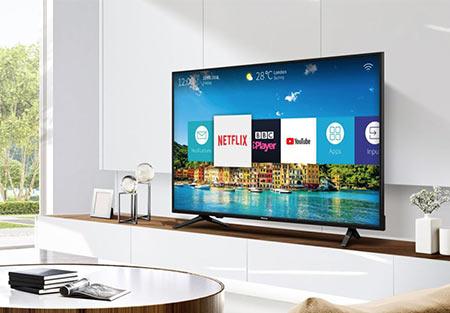 สมาร์ททีวี ยี่ห้อไหนดี