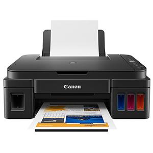 เครื่องปริ้น Canon-printer-inkjet-PIXMA-G2010