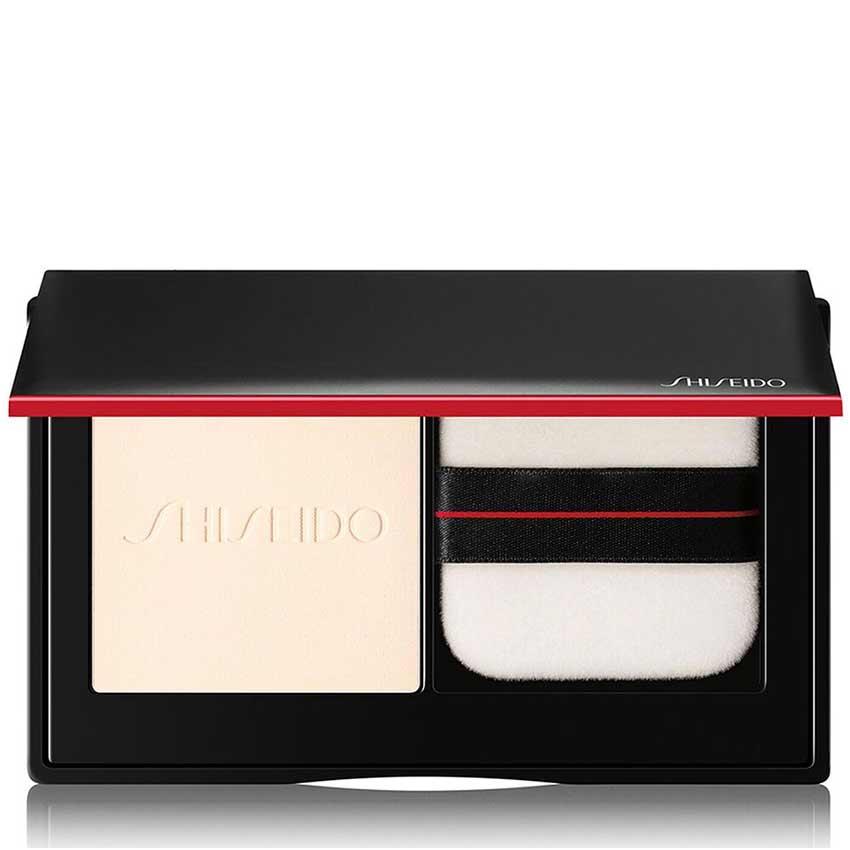 แป้งพัฟ Shiseido-Synchro-Skin-Invisible-Silk-Pressed-Powder