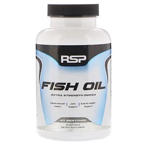 อาหารเสริมบํารุงสมอง RSP-Fish-Oil