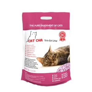 ทรายแมวCat Cha
