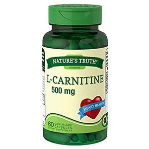 แอลคานิทีนNature'sTruthL-Carnitine