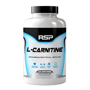 แอลคานิทีนRSP Nutrition L-Carnitine