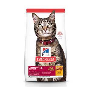 อาหารแมวHill's feline