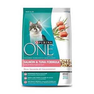 อาหารแมวPurina One Salmon