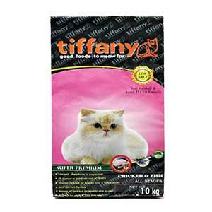 อาหารแมวTiffany Cat