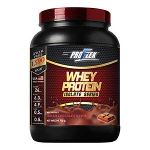 เวย์เพิ่มน้ำหนักProflex Isolate Chocolate 700 g.