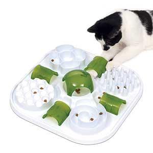 Catit Play Treat Puzzle ของเล่นแมว ที่ให้อาหารแมว