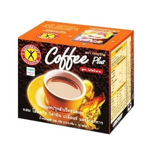 กาแฟสำเร็จรูป NATUREGIFT COFFEE PLUS