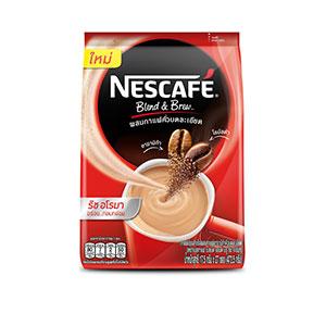 กาแฟซองสำเร็จรูป NescafeBlend & Brew Rich Aroma