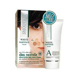ครีมทาฝ้า-Smooth-E-White-Baby-Face-Serum-Anti-Melasma-And-Anti-Aging
