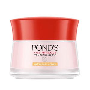 ครีมบำรุงผิวหน้าPonds Age Miracle-Facial Cream Wrinkle Corrector Day Cream