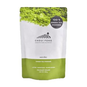 ชาเขียวมัทฉะ CHOUI FONG ผงชาเขียวแท้ 100%