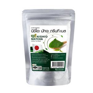 ชาเขียวมัทฉะ Nishio Matcha Green Tea เกรด Premium