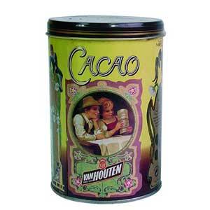 ผงโกโก้ Van Houten Cocoa Powder 100% From Belgium 460 g.