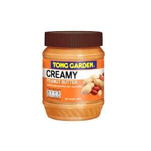 เนยถั่ว TONG GARDEN Creamy Peanut Butter