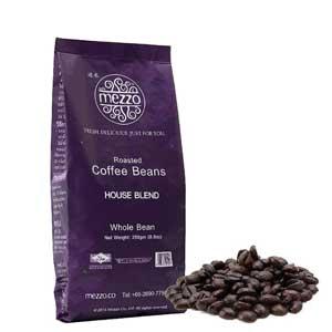 เมล็ดกาแฟ Mezzo Coffee Bean