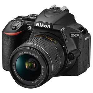 กล้องถ่ายรูป Nikon D5600