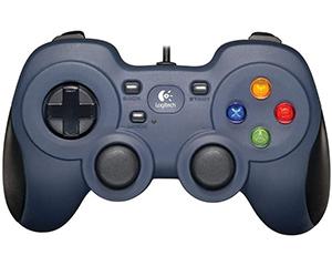 จอยเกม Logitech-F310-Joystick-Gamepad