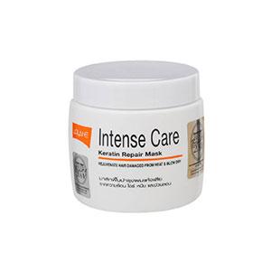 ทรีทเม้นท์ Lolane Intense Care Keratin Repair Mask (Heat & Blow)