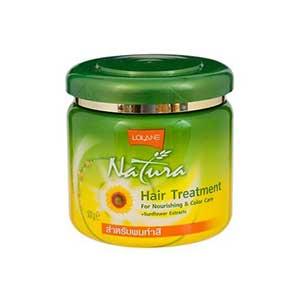 ทรีทเม้นท์ Lolane Natura Hair Treatment for Nourishing & Color Care