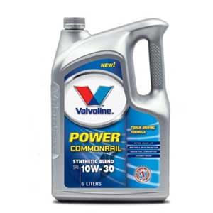 น้ำมันเครื่อง Valvoline Power Commonrail