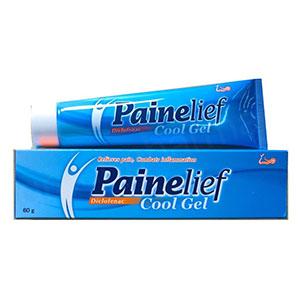 ยาคลายกล้ามเนื้อ Painelief Cool Gel