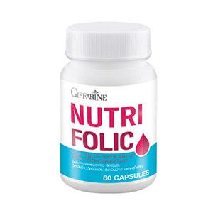 อาหารเสริมกรดโฟลิค Giffarine Nutri Folic