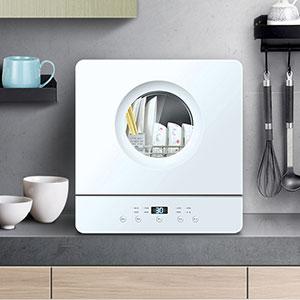 Biaowang-เครื่องล้างจาน อัตโนมัติ แบบมินิ