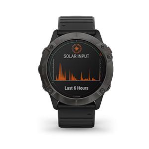 Garmin watch Fenix 6x Pro Solar