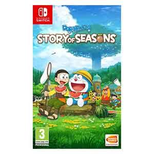Nintendo Switch เกม Nintendo Switch Doraemon Story of-Seasons