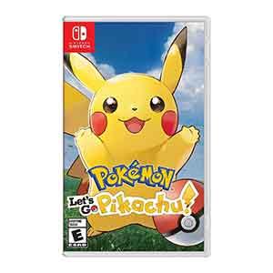 Nintendo Switch เกม Nintendo Switch GamePokemon-Let's-Go,Pikachu!