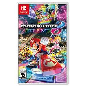 Nintendo Switch เกม Nintendo Switch Mario Kart 8 Deluxe