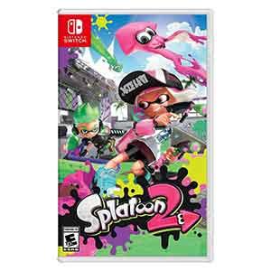 Nintendo Switch เกม Nintendo Switch Splatoon-2