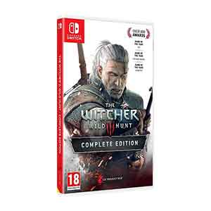 Nintendo Switch เกม Nintendo Switch The Witcher 3-WildHuntCompleteEdition