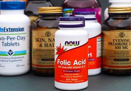 folic acid คือ