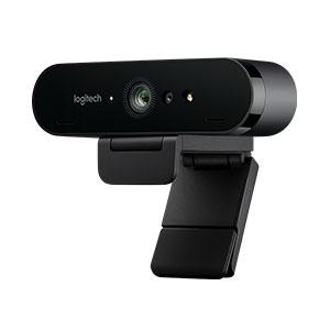 กล้องเว็บแคม Logitech Brio 4K Ultra HD