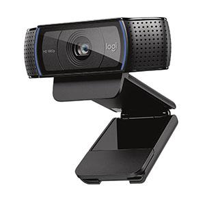 กล้องเว็บแคม Logitech C920 Pro HD