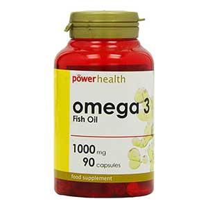 น้ำมันปลา Power Health Omega 3 Fish Oil