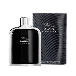 น้ําหอมผู้ชาย JAGUAR Classic Black Eau De Toilette for Men 100 ml.
