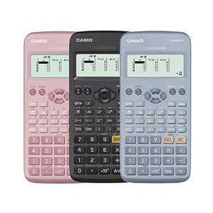 เครื่องคิดเลขวิทยาศาสตร์ Casio fx-83gtx
