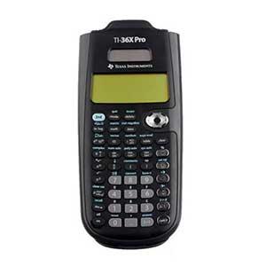 เครื่องคิดเลขวิทยาศาสตร์ Texas Instruments TI 36 X Pro