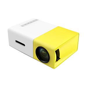 โปรเจคเตอร์ Mini YG300 LCD Projector