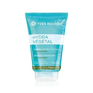 โฟมล้างหน้า ves Rocher New Hydra Vegetal Ultra Fresh Cleansing Gel