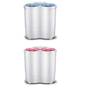 เครื่องซักผ้ามินิ Nidouillet Mini Washing Machine-