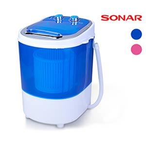 Sonar เครื่องซักผ้า เครื่องซักผ้ามินิฝาบน